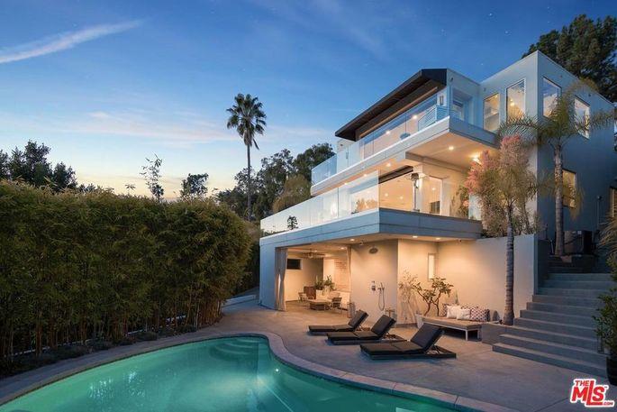 Harry Styles' Los Angeles pad