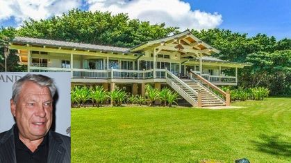 Former NBA Coach Don Nelson Lists Stunning Hawaii Home for $15M