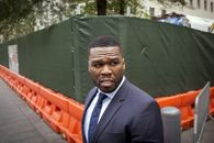 Bankrupt Rapper 50 Cent Shows Off His New African Digs