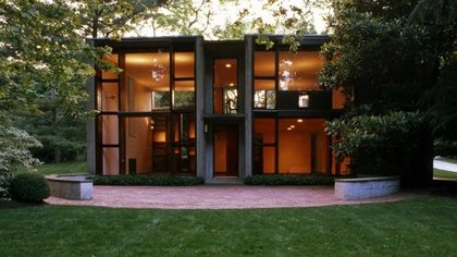Louis Kahn's Margaret Esherick House