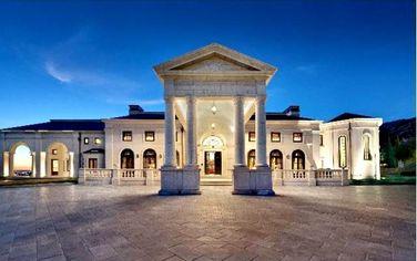 Mega-Mansion in Bradbury, California Lists for $78 Million