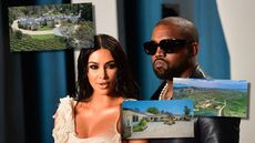 How Will Kim Kardashian West and Kanye West Divide Up Their Real Estate Empire?