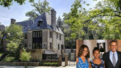Former President Obama Finally Buys the DC Home He's Renting: 6 Smart Reasons Why
