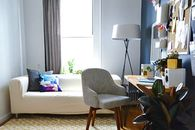 3 Sneaky Ways to Make a Small Home Office Look Huge