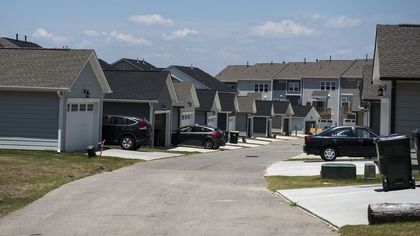 American Suburbs Swell Again as a New Generation Escapes the City