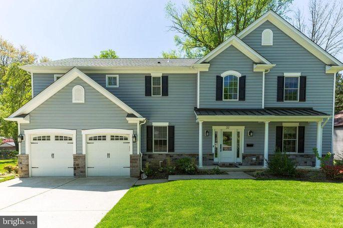 Nick Foles' NJ home