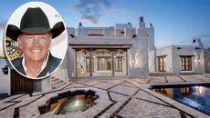 George Strait Selling Custom Adobe Estate in San Antonio for $8.9M