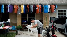 One Beneficiary From Hurricane Harvey: Self-Storage Landlords