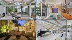 Offers Roll In for Marvelous Midcentury Modern House in New Orleans