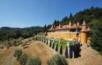 """Euro-Inspired Hunting """"Schloss"""" In St. Helena For $25 Million"""