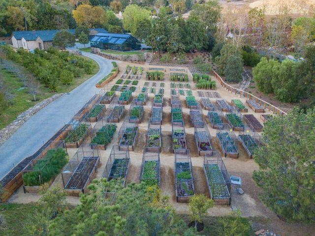 5-acre organic farm