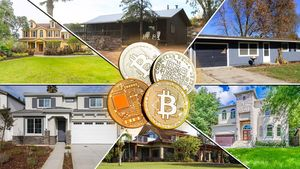 Bitcoin Home Buyer? 7 Houses You Can Snag Now With Cryptocurrency
