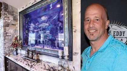'Tanked' Star Brett Raymer Selling Vegas Mansion—All Fish Included