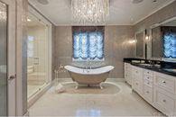 Transform Any Basic Bathroom Into a Luxurious Spa