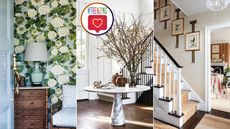 Regency Redux: Add a Dose of 'Bridgerton' Glam to Your Entryway