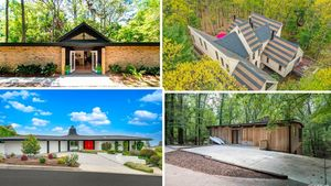 50 Years Later, Still Stylish: 10 Cool Homes From 1969 for Sale