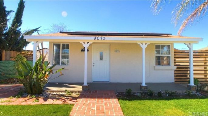 9073 Ilex Ave. Sun Valley, CA