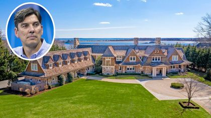 Former AOL CEO Tim Armstrong Selling $26.75M Waterfront Mansion in Connecticut