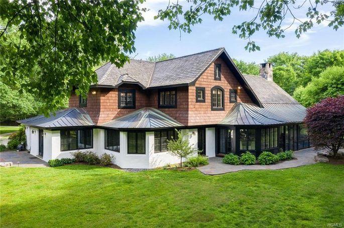 Tom Brokaw's country estate