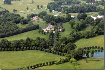 Mansion Of Country Legend George Jones For Sale