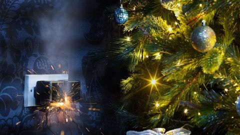 Don't Let Christmas Go Up in Flames! 7 Home Fire Safety Tips