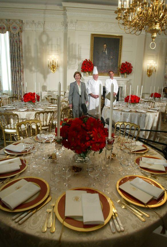 Nancy Reagan 39 S Home Decor Legacy