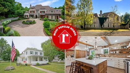 Pennsylvania Mansion Built for Joan Rivers Is This Week's Most Popular Home