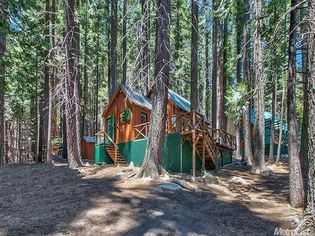 Tiny House: Pick This Vintage California Cabin in Strawberry