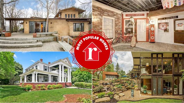 Mansion With Tiny Town in the Basement Is the Week's Most Popular Home