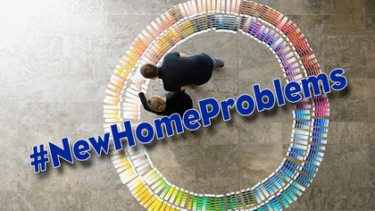 #NewHomeProblems So Horrifyingly Hilarious, They Have Their Own Hashtag