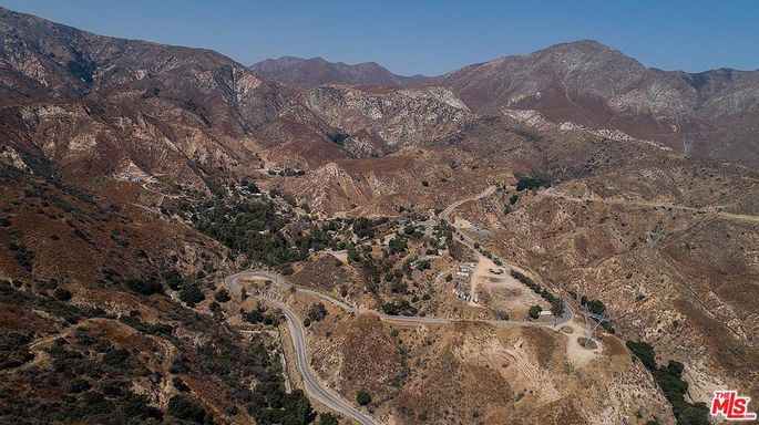 Wildlife Waystation in the hills of the Angeles National Forest
