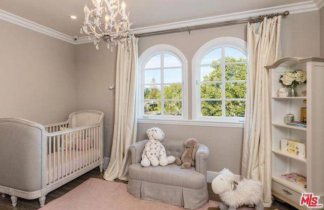 Daughter's nursery