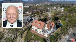 Sir Anthony Hopkins Ready to Make a Royal Exit From Malibu