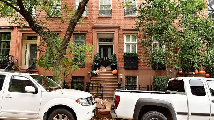 Harvey Weinstein's West Village home