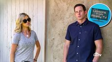 Tarek and Christina, Back Together—on an Unforgettable Season Premiere of 'Flip or Flop'
