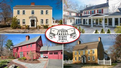 Antique Allure! The 10 Oldest Homes To Land on the Market This Week