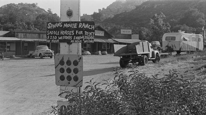 Spahn Movie Ranch