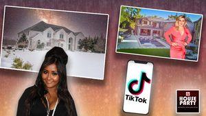 'House Party' Podcast: Genius TikTok Hacks for the Home; Plus, Snooki's 'Beach Cabana Royale' Makes Us Say, 'Huh?'