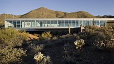 Castle in the Sand: Modern Architecture Gleams in the Desert