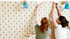 How to Remove Wallpaper Without Going Bonkers