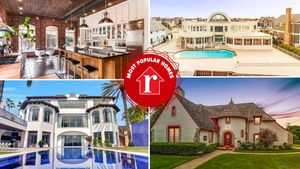 Funny How Joe Pesci's Jersey Mansion Is the Week's Most Popular Home
