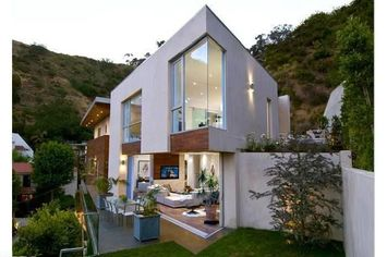 Playboy Hugh Hefner Buys Hollywood Home For Wife Crystal Harris