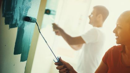 Take It Inside: 7 Weekend Improvement Projects You Can Do in Your Pajamas