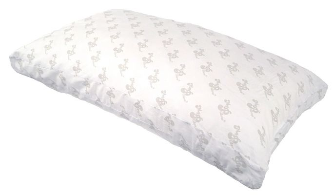 an adjustable pillow is the best shape for sleepers who tend to toss and turn