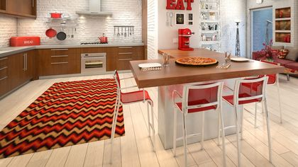 The Pros and Cons of Rugs in the Kitchen