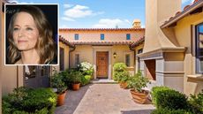 Jodie Foster Sells Spanish-Style Home in Calabasas, CA, for $2.65M