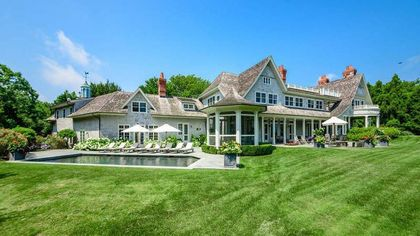 Harvey Weinstein's Hamptons Home Yanked Off the Market