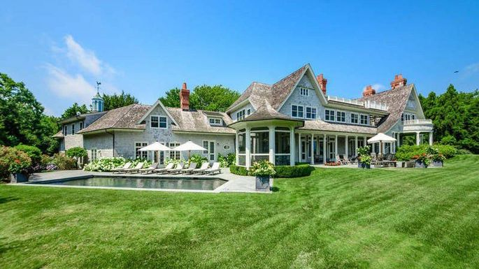 Hamptons family home