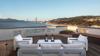 $25M Sea Cliff Mansion in San Francisco Might Have the Best Views in the City