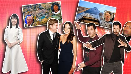'House Party' Podcast: Marie Kondo Accused of Stealing Folding Method; Property Brothers vs. Chip and Jo vs. … The Rock?!
